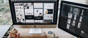 thiết kế web tìm việc làm - tuyển dụng