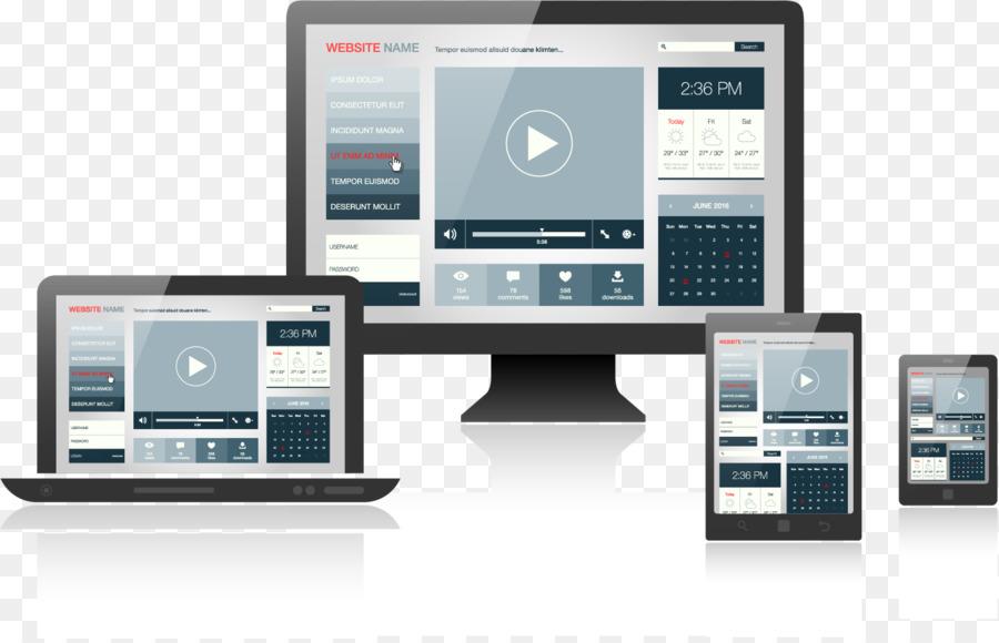 thiết kế web máy tính - kỹ thuật số
