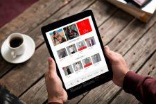 thiết kế web thời trang - may mặc