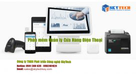 Phần mềm quản lý cửa hàng điện thoại