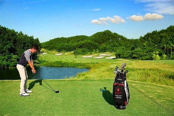 phần mềm quản lý sân golf
