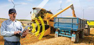 quản lý sản xuất nông nghiệp