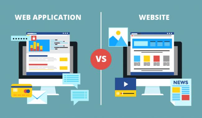 Phần mềm web - Lập trình web app