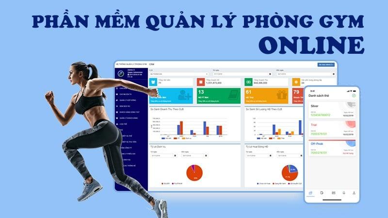 Phần mềm quản lý phòng tập Gym